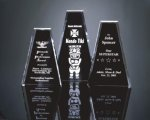 Ghost Sparkle Acrylic Award Achievement Award Trophies