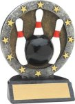 Bowling - All-star Resin Trophy All star Resin Trophies