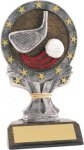Golf - All-star Resin Trophy All star Resin Trophies