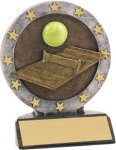 Tennis - All-star Resin Trophy All Trophy Awards