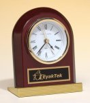 Rosewood Piano Finish Clock Boss Gift Awards