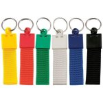 Nylon Strap Key Tag Key Rings